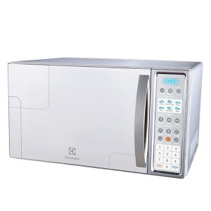 MICROONDAS ELECTROLUX | 28 LT | GRILL | SILVER