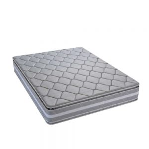 COLCHÓN CHAIDE CONTINENTAL | PILLOW TOP | GRIS | 3 PLAZA | ALT 30